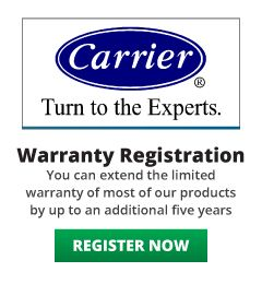 warranty registration | you can extend the limited warranty of most of our products by up to an additional five years. | register now